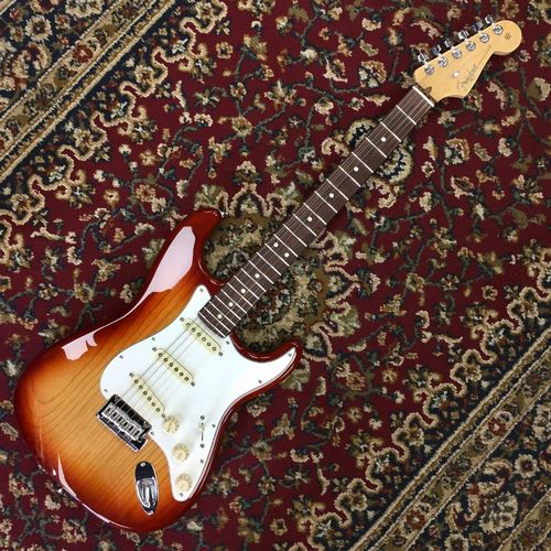 Fender American Professional Stratocaster Sienna Sumburst Rosewood Fretboard (Pre-Owned)